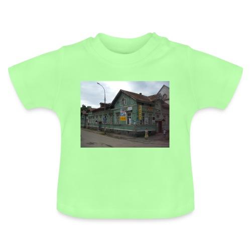 Aika on pysähtynyt Sortavalassa - Vauvan t-paita