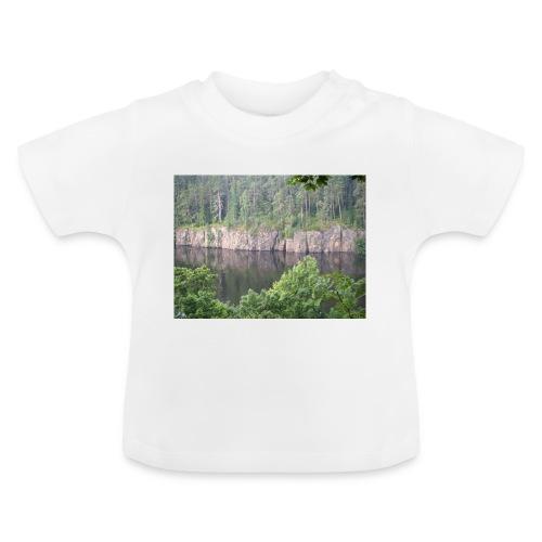 Laatokan maisemissa - Vauvan t-paita