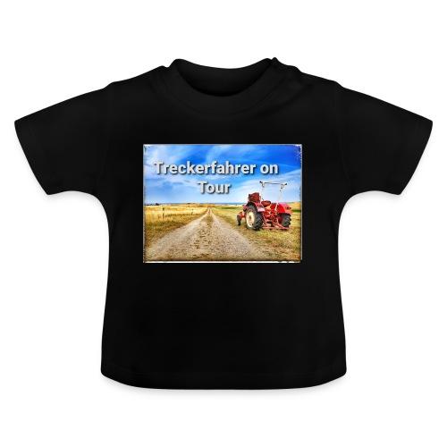 Treckerfahrer on Tour - Baby T-Shirt
