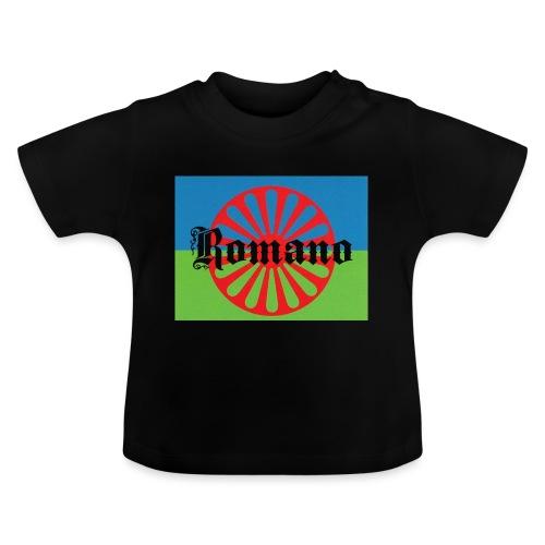 lennyromanoflag - Baby-T-shirt