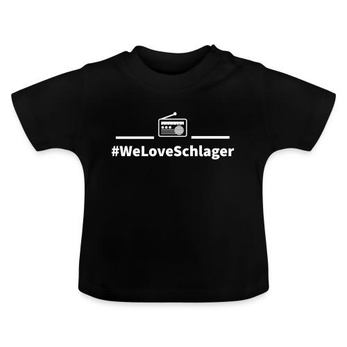 WeLoveSchlagerRadio - Baby T-Shirt
