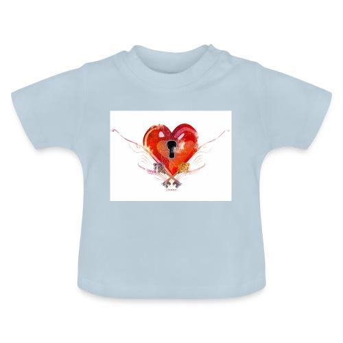 stvalentinmotif2 - T-shirt Bébé