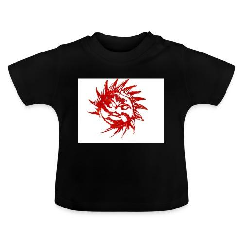 A RED SUN - Baby T-Shirt