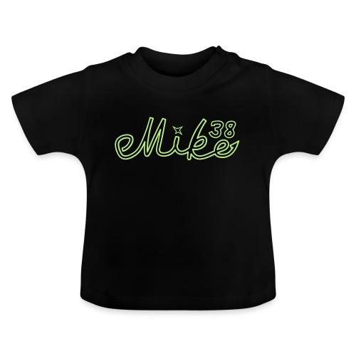 mike38teksti - Vauvan t-paita