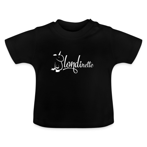 Blondinette - T-shirt Bébé