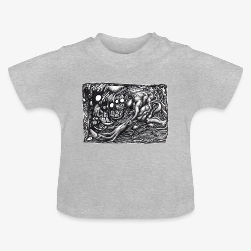 Grendel Mother Dream by Brian Benson - Baby T-Shirt