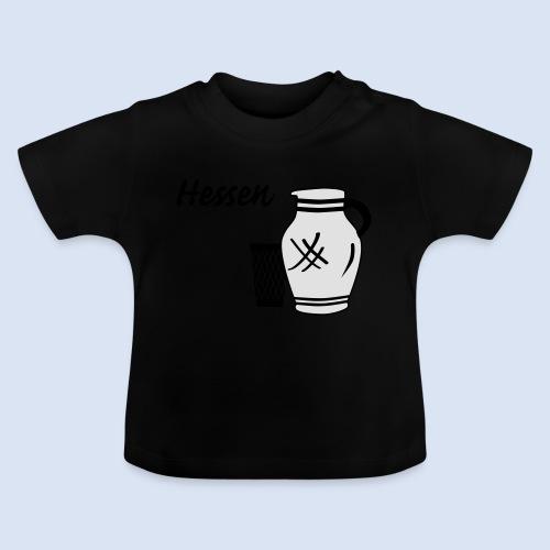 Hessen Bembel Geripptes - Baby T-Shirt