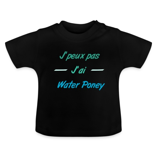 Water Poney - T-shirt Bébé