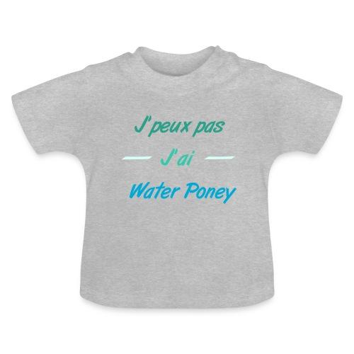 Water Poney - T-shirt Bébé