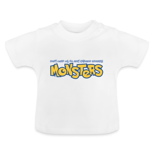 Monsters - Baby T-Shirt