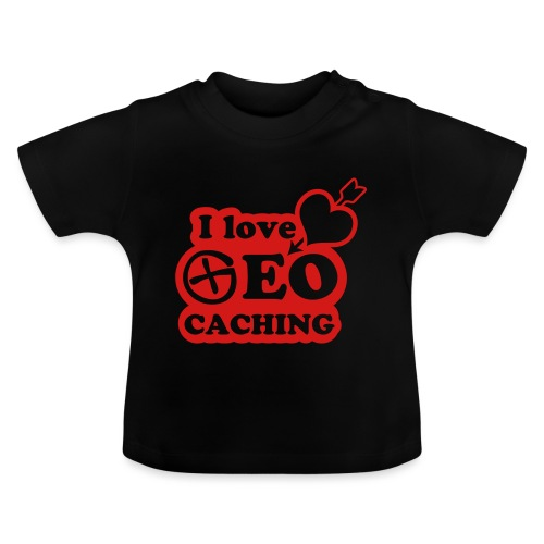 I love Geocaching - 1color - 2011 - Baby T-Shirt