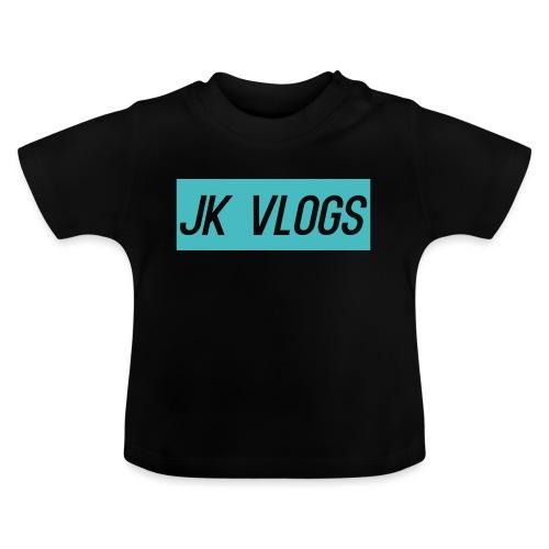 JK Vlogs Logo 2 - Baby T-Shirt