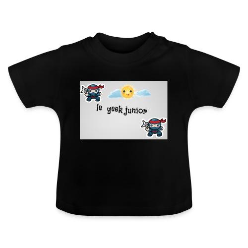 modele enfant - T-shirt Bébé