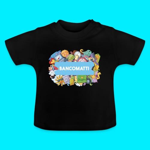 Bancomatti DOODLE 1 - Maglietta per neonato