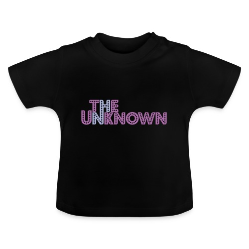 The Unknown logo color - Baby T-shirt
