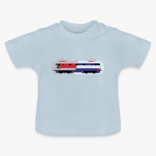 E444 + R v2 - Maglietta per neonato