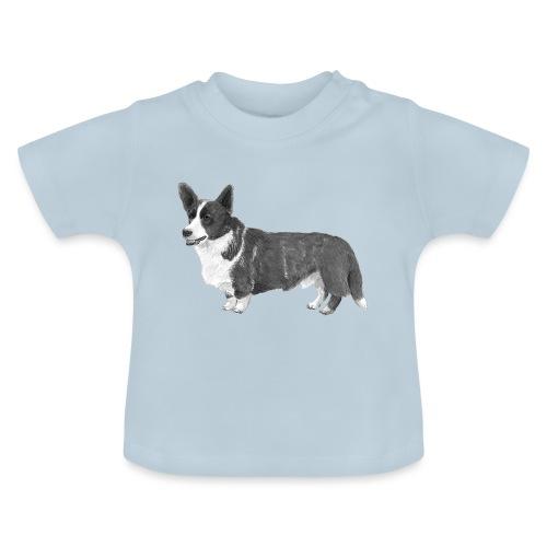welsh Corgi Cardigan - Baby T-shirt