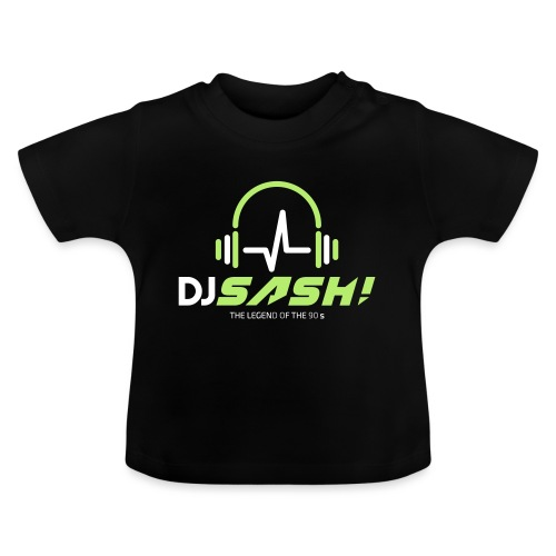 DJ SASH! - Headfone Beep - Baby T-Shirt