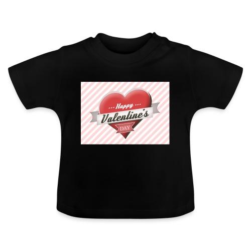 happy valentines day - Baby T-Shirt