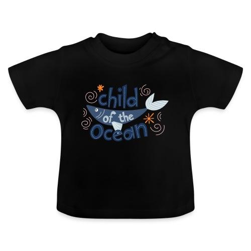 ChildOfTheOcean - T-shirt Bébé
