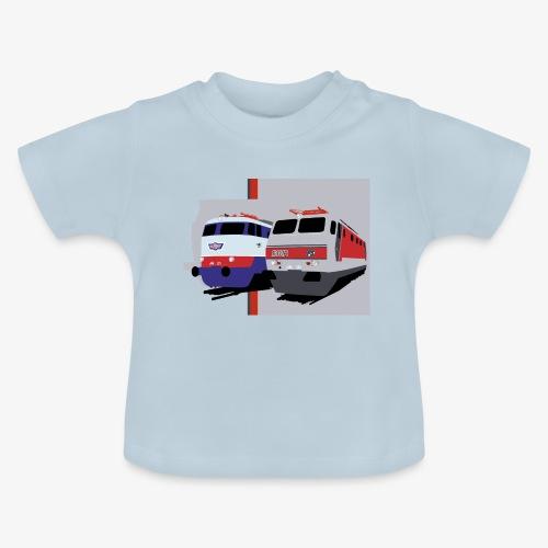 FS E444 / E444R - Maglietta per neonato