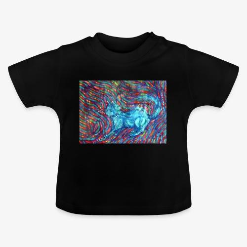 Kotek - Koszulka niemowlęca