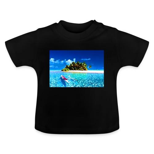 Ile de Polynesie - T-shirt Bébé
