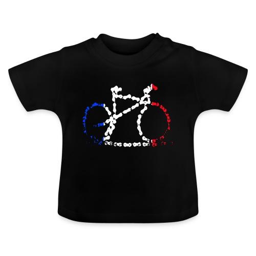 French bike chain - Baby T-Shirt