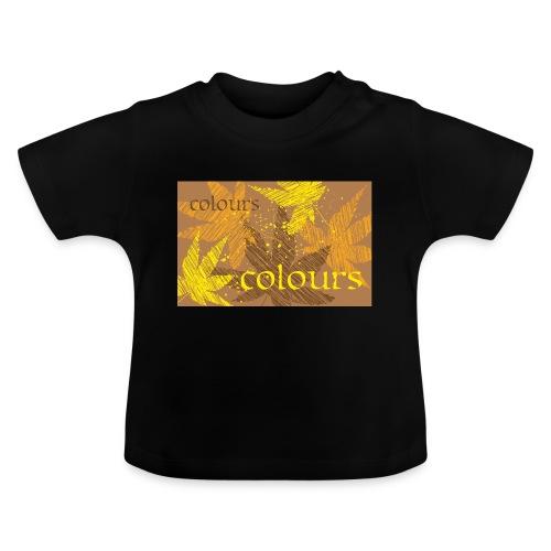 autumn theme - Koszulka niemowlęca