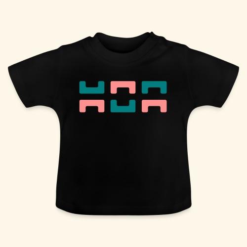 Hoa original logo v2 - Baby T-Shirt