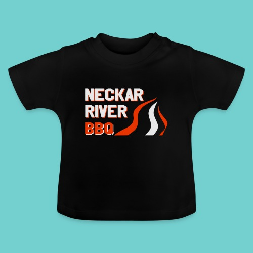 Neckar River BBQ Tasse - Baby T-Shirt