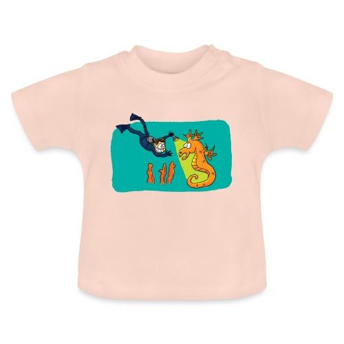 Rencontre sous-marine - T-shirt Bébé