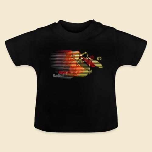 Radball | Earthquake Germany - Baby T-Shirt