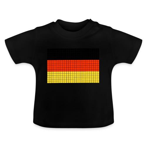 german flag.png - Maglietta per neonato