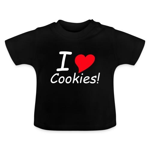 ilovecokies - Baby T-Shirt