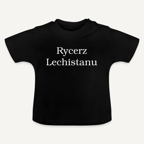 rycerz - Koszulka niemowlęca