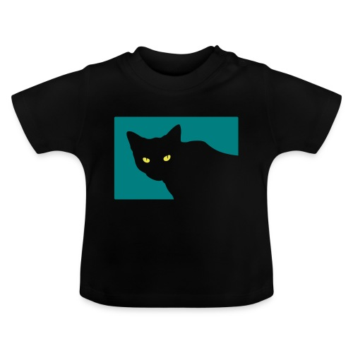 Spy Cat - Baby T-Shirt