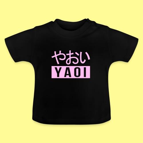 Pink Yaoi やおい - Maglietta per neonato