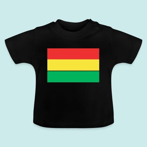 ROOD GEEL GROEN CARNAVAL - Baby T-shirt