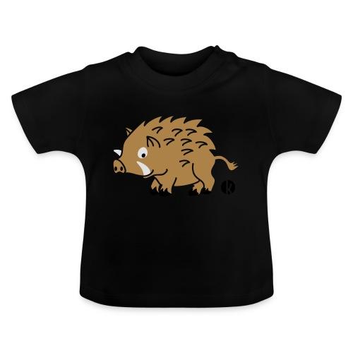 Wildschwein (c2) - Baby T-Shirt