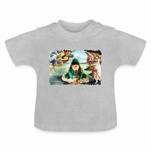 Botticelli - Maglietta per neonato