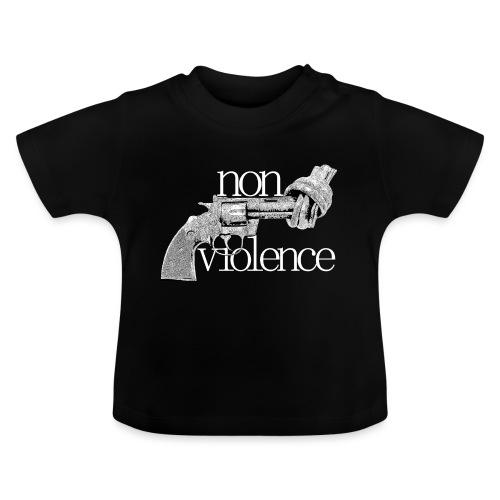NON-VIOLENCE - Baby-T-shirt