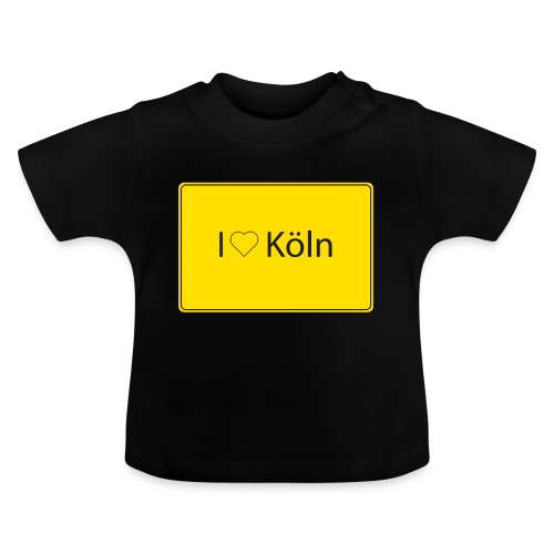 I love Köln - Baby T-Shirt
