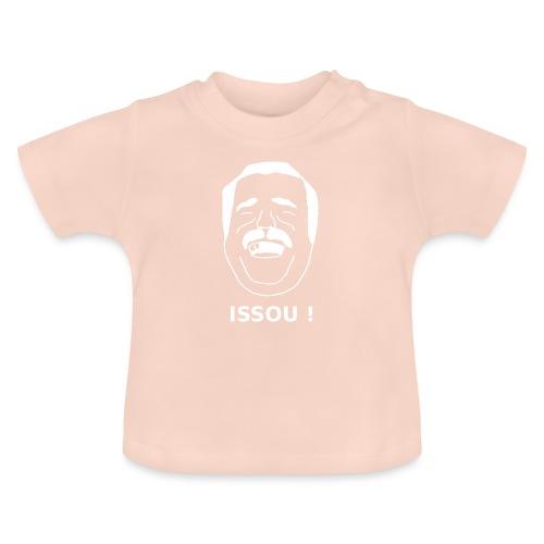 issou blanc - T-shirt Bébé