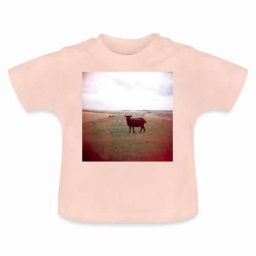 Original Artist design * Black Sheep - Baby T-Shirt