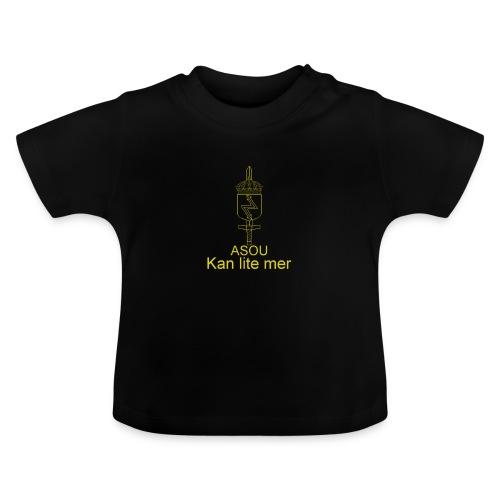 LedSS text png - Baby-T-shirt