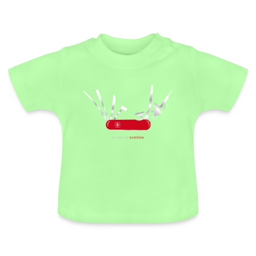 In case of zombies - Baby T-Shirt