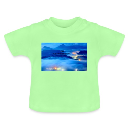 the mother earth collection 2017 - T-shirt Bébé