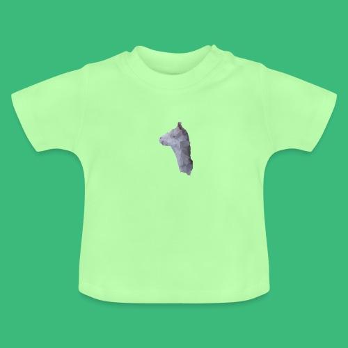 Lama KristalArt / alle kleuren - Baby T-shirt
