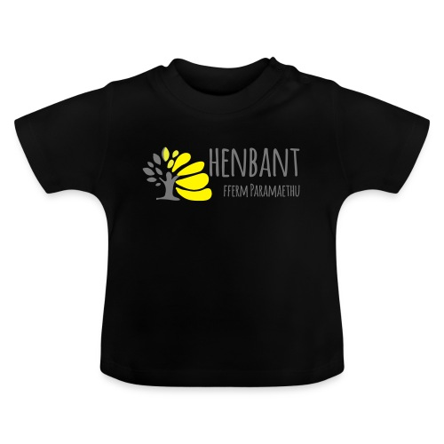 henbant logo - Baby T-Shirt